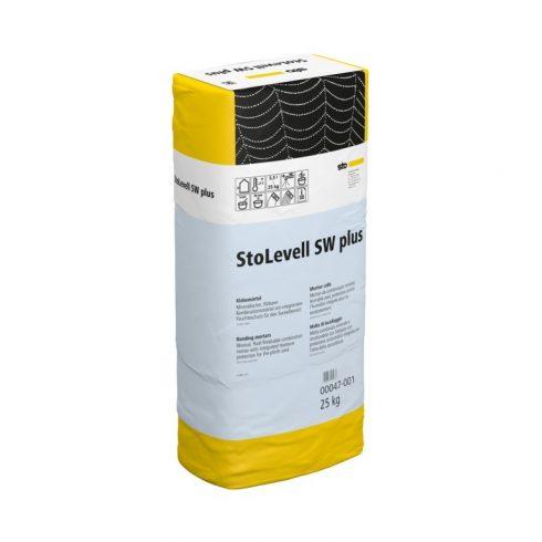 Homlokzat, Hőszigetelő rendszerek, Ragasztók, hálóágyazó anyagok, StoLevell Cell, ragasztó és ágyazó