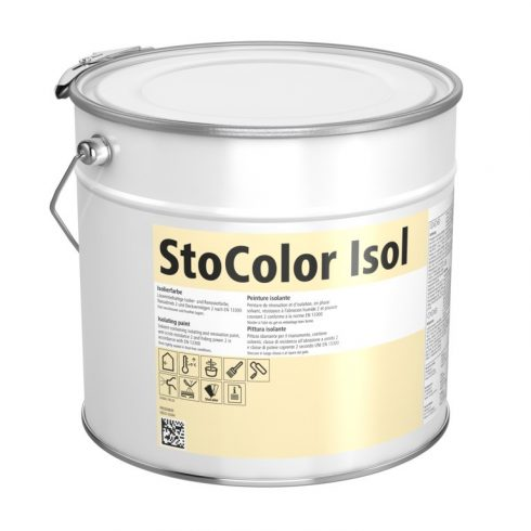 Beltér, Festékek, StoColor Isol, beltéri festék, 12,5 l, fehér, 00200-011