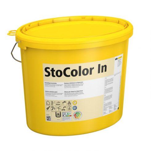 Beltér, Festékek, StoColor In, beltéri diszperziós festék, 15 l, fehér, 00237-024