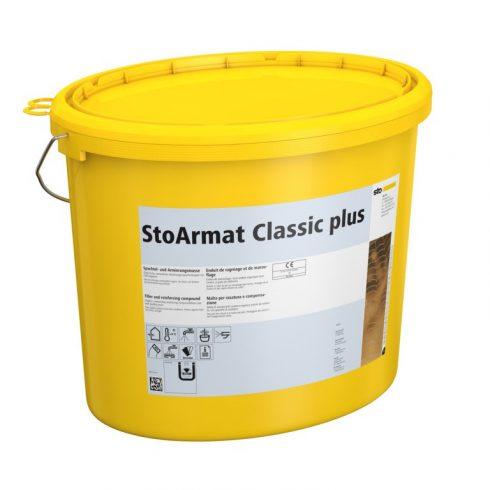 Homlokzat, Átszellőztetett homlokzatburkolatok, Hálóágyazó anyagok, StoArmat Classic Plus, ágyazóhab