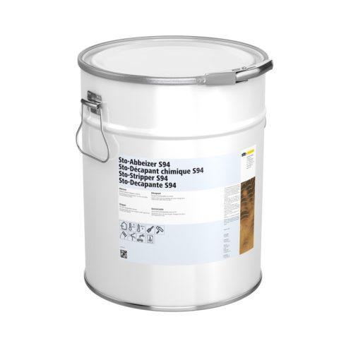 Szerszámok, segédanyagok, Sto-Abbeizer S94, festékeltávolító, 10 kg, , 00550-002