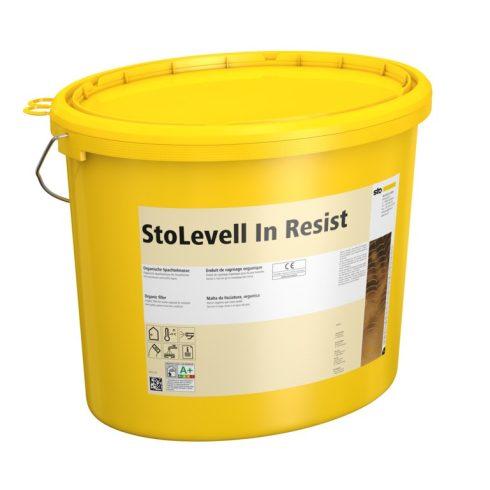 Beltér, Glettek, alapvakolatok, StoLevell In Resist, glett, 25 kg, zöld, 00822-001