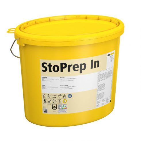 Beltér, Alapozók, StoPrep In - beltéri tapadásközvetítő alapozó, 25 kg, fehér, 00872-001