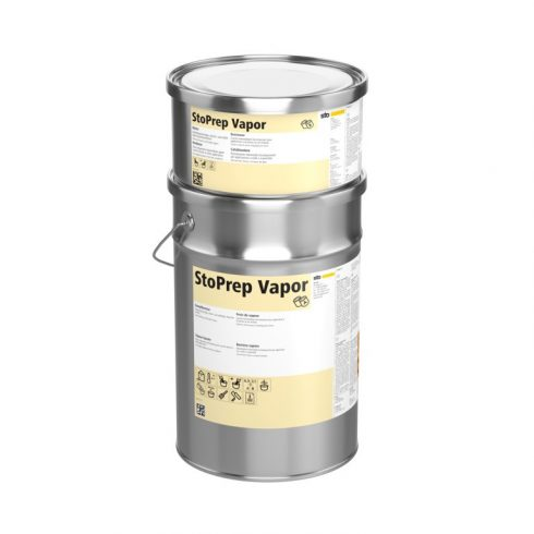 Beltér, Alapozók, StoPrep Vapor - párazáró alapozó, 10 kg, színtelen, 00895-002