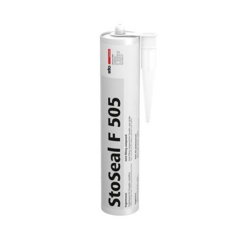 Homlokzat, Segédanyagok, StoSeal F 505, fugatömítő massza, 310 ml, fehér, 01812-001