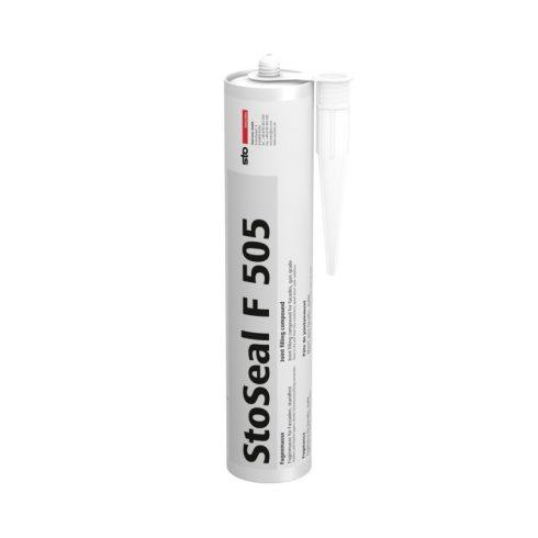 Homlokzat, Segédanyagok, StoSeal F 505, fugatömítő massza, 310 ml, szürke, 01817-001