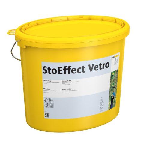 Beltér, Effektek és struktúrbevonatok, StoEffect Vetro, csillám effekt, 20 kg, fehéres/átlátszó, 032