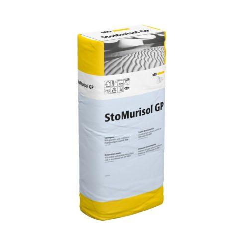 Beltér, Felújító rendszerek, StoMurisol GP, alapvakolat, 25 kg, szürke, 03774-012
