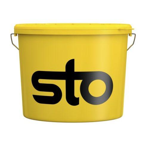 Beltér, Effektek és struktúrbevonatok, StoSil Decor Medium, dísztítő bevonat, 21 kg, fehér, 04957-00
