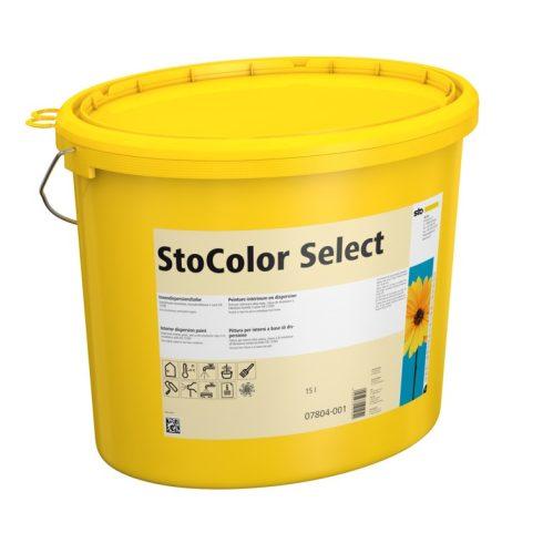 Beltér, Festékek, StoColor Select, beltéri  festék, 15 l, fehér, 07804-001