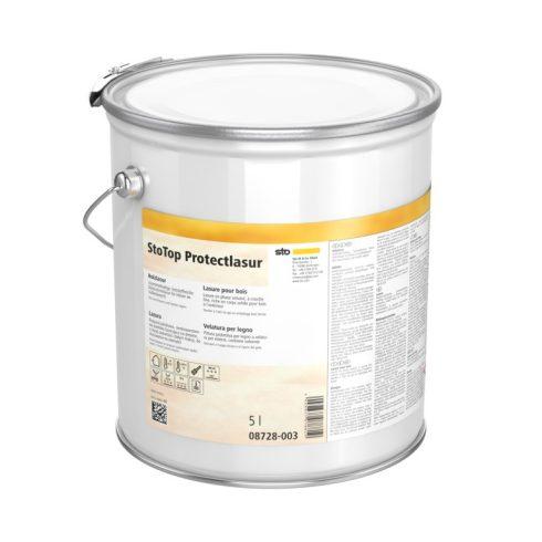Lakk, lazúr, Lazúrok, StoTop Protectlasur, vékonylazúr, 2,5 l, többféle színben, 08728-001
