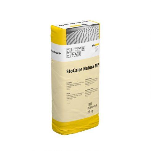 Beltér, Vékonyvakolatok, StoCalce Natura MP, beltéri fedőbevonat, 25 kg, fehér, 09546-003