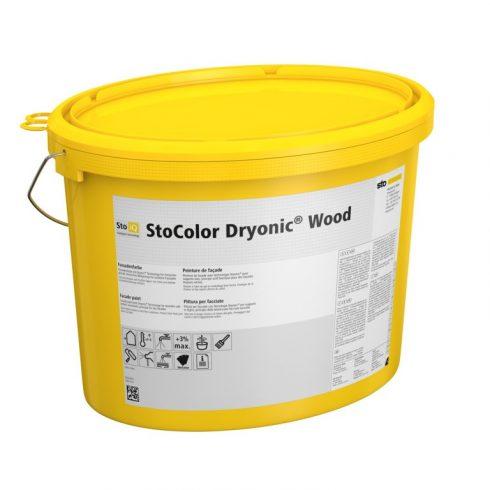 Homlokzat, Homlokzatfestékek, StoColor Dryonic® Wood, festék fára, 5 l, színezett, 09548-034
