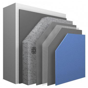 <b>StoTherm Classic®</b> - Cementmentes homlokzati hőszigetelő rendszer