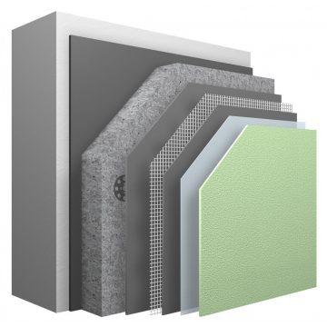 <b>StoTherm Vario</b> - Homlokzati hőszigetelő rendszer ásványi ágyazó habarccsal