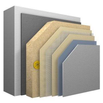<b>StoTherm Wood</b> - Ökologikus homlokzati hőszigetelő rendszer fagyapot hőszigetelő lemezekkel