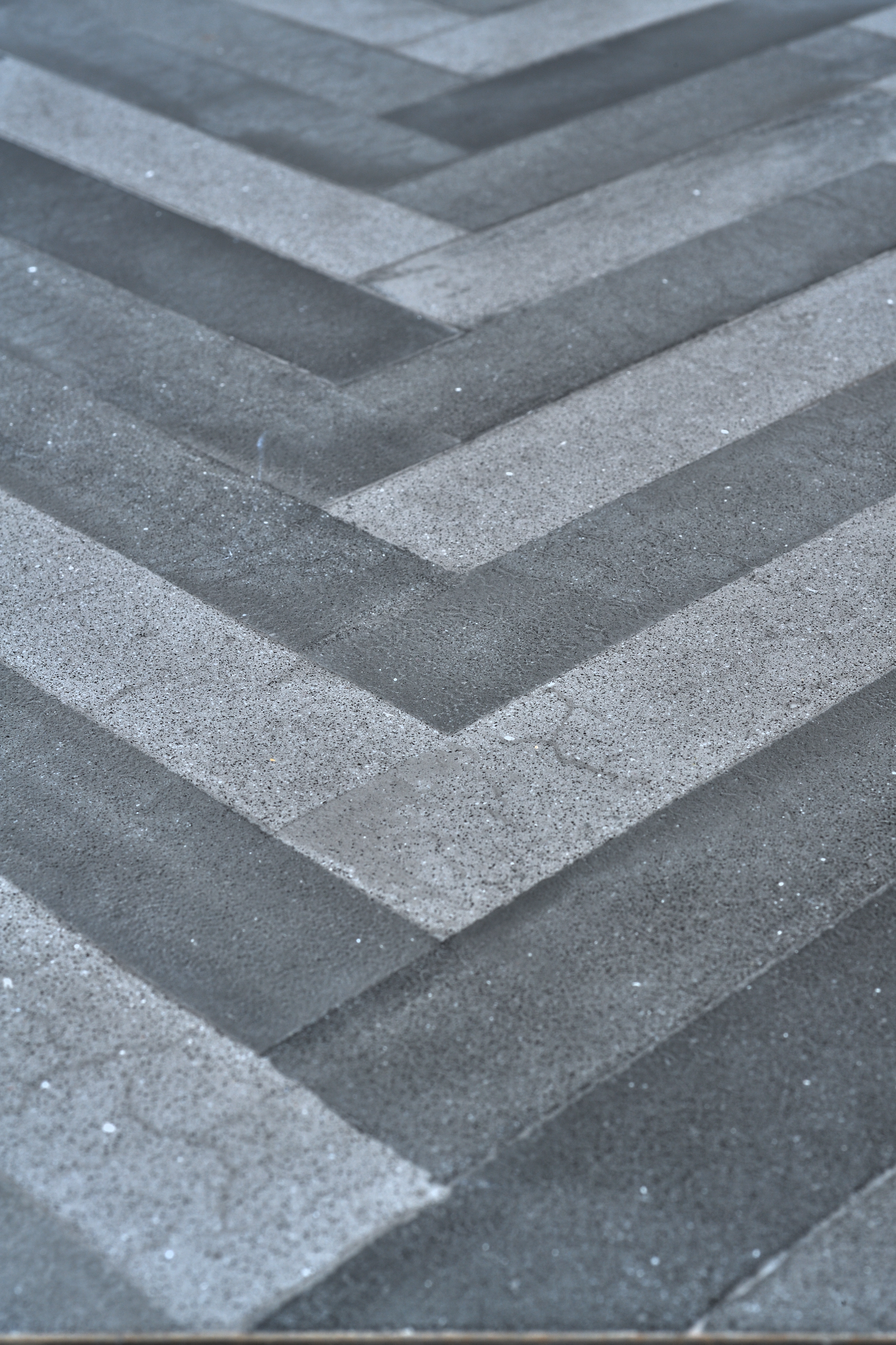 Beton/kő optik - előregyártott kő- és betonelem hatású bevonat waxolva